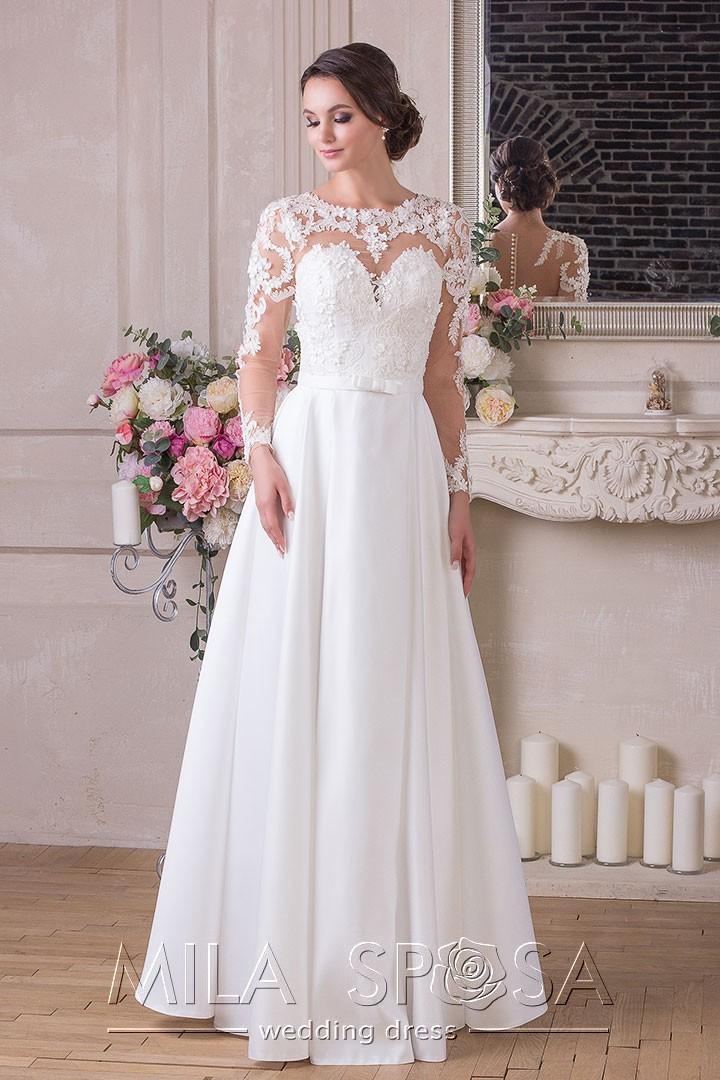 свадебное платье Vivien от Mila Sposa